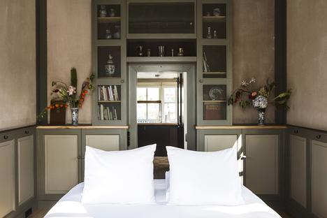Hotel SWEETS, riusare il patrimonio industriale di Amsterdam