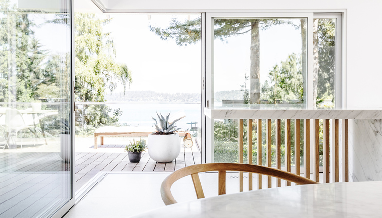 Wittman Estes firma Mercer Modern, recupero di una casa modernista