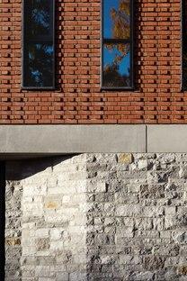 ARCHITEM Wolff Shapiro Kuskowski, residenza per studenti in Quebec