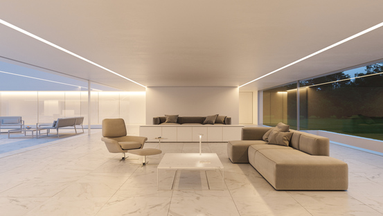 Compluvium House, inspirazione dall'antichità per Fran Silvestre Arquitectos