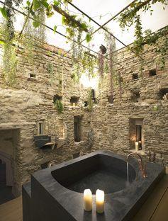 GAP Studio, attico in un castello nelle Langhe