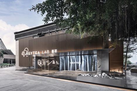 TOMO Design per Shenzhen HEYTEA LAB