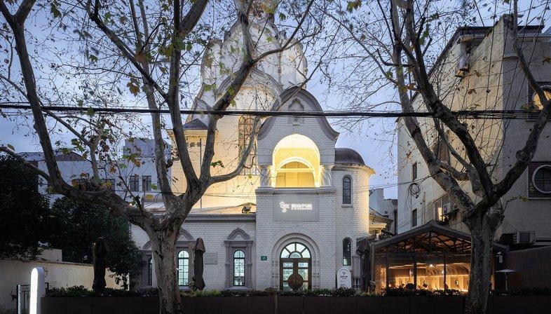 Sinan Poetry Books Store a Shanghai di Wutopia Lab