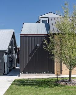 Buda Mill and Grain Co., recupero di Cushing Terrell nel Texas