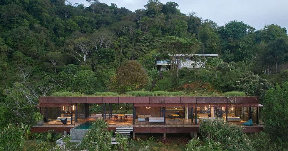 Art Villas, un resort in Costa Rica disegnato da Formafatal