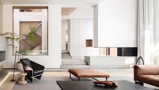 Trasformazione creativa, un progetto di Liang Architecture Studio