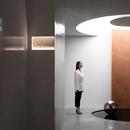 Yin e Yang per uno showroom realizzato da JG Phoenix