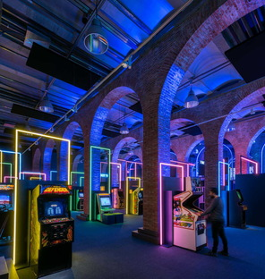 Architettura e videogame, mostra Game On a Madrid