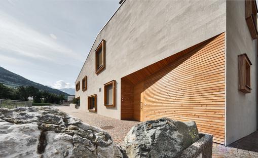 Scuola Materna a Sluderno di Roland Baldi Architects