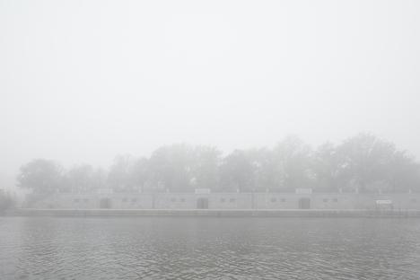 La rivitalizzazione del Waterfront di Praga di petrjanda/brainwork