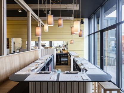 Nuovo ristorante per le Deichtorhallen ad Amburgo