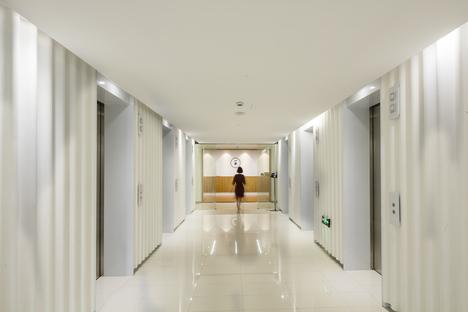 Ferrier Marchetti, Huaxin Tiandi Campus a Shanghai