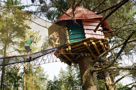 WOW Park a Billund, tra Lego e natura