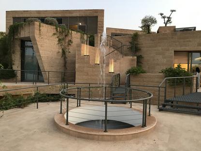 LANDFORMhouse, architettura sostenibile di theOtherDada a Riyadh