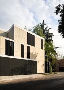 ALENCASTRE 360, una casa a Messico City di HEMAA