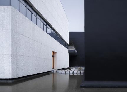 La Shuyang Art Gallery di UAD, una vetrina per la calligrafia tradizionale