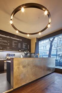 CMC ARCHITECTS, Radiocafé Vinohradská 12