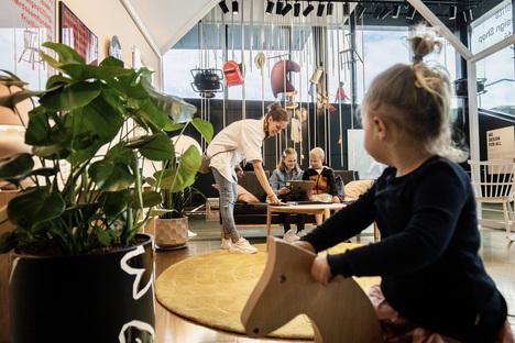 Hello Denmark, una mostra al DAC, Copenhagen