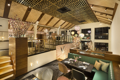 Un ristorante dal flair esotico, Indochine all'Ingolstadt Village