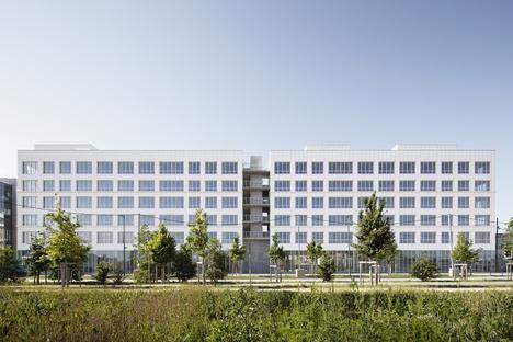Résidence Gif, Student Housing di SOA Architectes