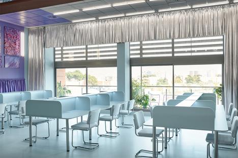 Masquespacio ha realizzato il co-working Cabinette a Valencia