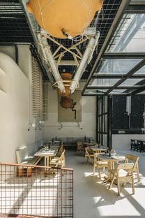 MO de Movimiento, una trasformazione a regola d'arte a Madrid