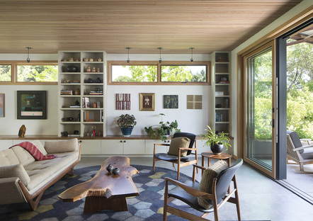 Paluska Residence a Mill Valley di Feldman Architecture