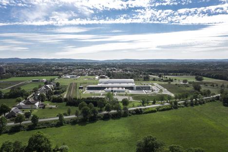 Architettura commerciale premiata e sostenibile di 3deluxe
