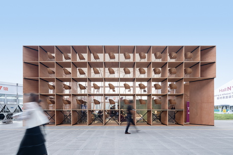 Rooi Design and Research, Pavilion S per l'economia circolare