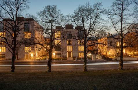 Complesso residenziale a Oslo di Reiulf Ramstad Arkitekter