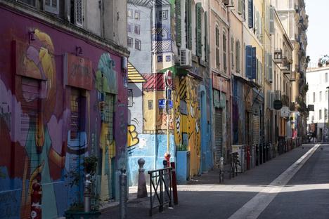 Apertura della Manifesta 13 a Marsiglia