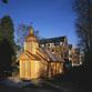 Belarusian Memorial Chapel di Spheron Architects