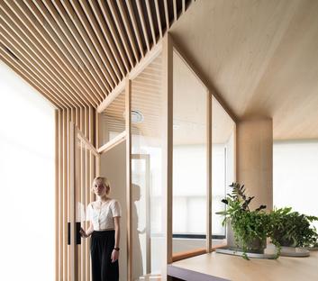 ENORME Studio realizza il nuovo ufficio di XEITO