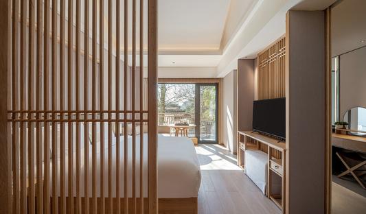 CCD rinnova il Sunriver Resort e Spa a Huangshan