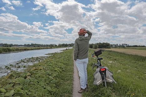 Rotterdam con la bicicletta, tra campagne e canali
