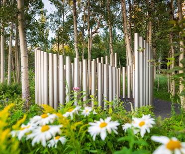 Uno sguardo sulla 21a edizione dell'International Garden Festival