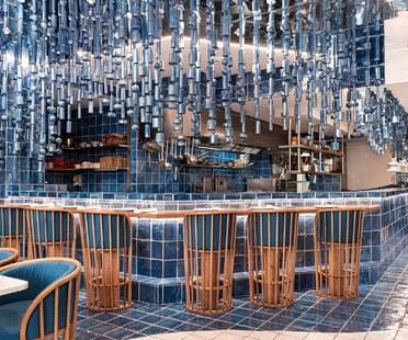 La Sastrería, interior design di Masquespacio