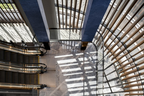 Vivere bene e green, The Quayside di CL3 Architects