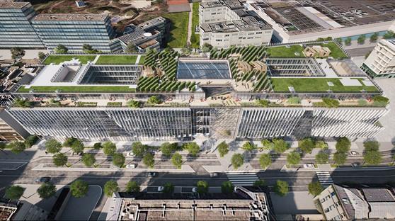 SHIFT, riabilitazione sostenibile di Arte Charpentier Architectes