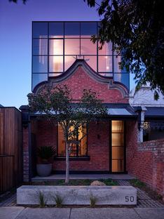 Austin Maynard Architects e la Union House