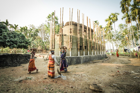 Anandaloy di Anna Heringer in Bangladesh vince The Obel Award