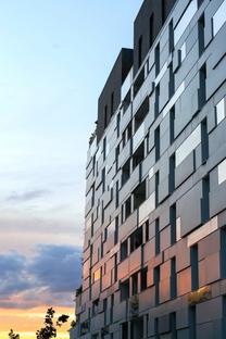 I-Park, un edificio residenziale green di NBJ Architectes