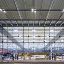 Apertura del nuovo aeroporto di Berlino, BER, di gmp