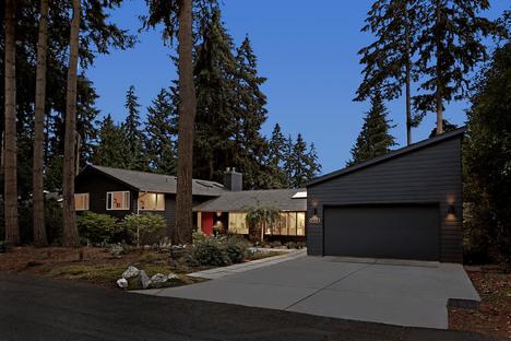 Una Container House di Paul Michael Davis Architects