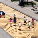 Moving Dunes, installazione di NÓS a Montreal