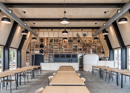 ADEPT e la Braunstein Taphouse, un'architettura smontabile