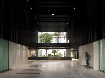Biosphere di Chain10, uffici bioclimatici