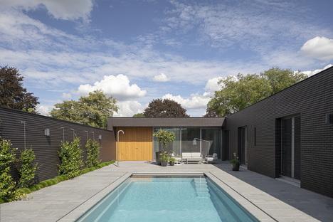 Outside In, una villa di i29 e Bedaux de Brouwer architecten