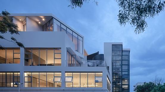 The Mountain View di Onexn Architects, recupero intelligente a Shenzhen