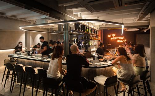RAPPU by OWIU, un nuovo locale nel tessuto storico di Singapore